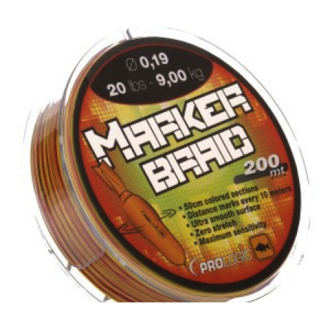 48430 Prologic Marker Braid 200m 0.19