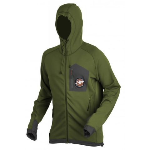 54587 Striukė Scierra Breeze Zip Fleece