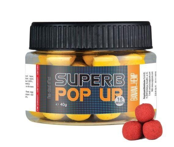 Boyle CarpZoom Superb pop up