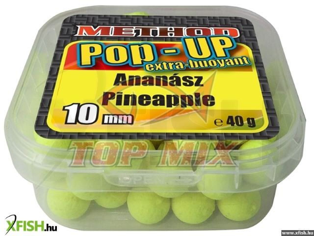 Boiliai Method Pop-Up 10mm