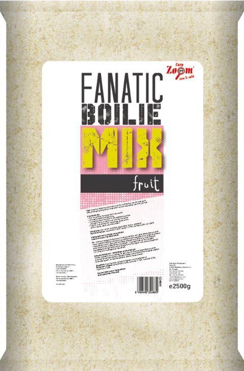 Katli mixas CarpZoom Fanatic boillie mix 2.5kg