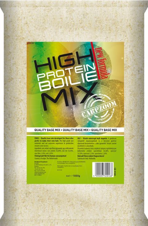 Katli mixas CarpZoom High Protein
