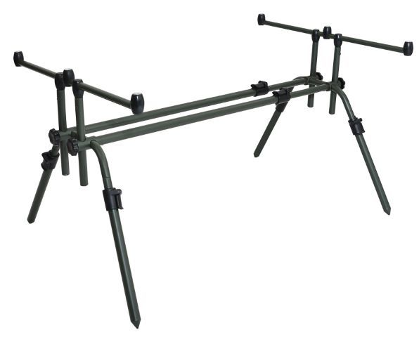CZ6025 Stovas Double Bar Rod Pod