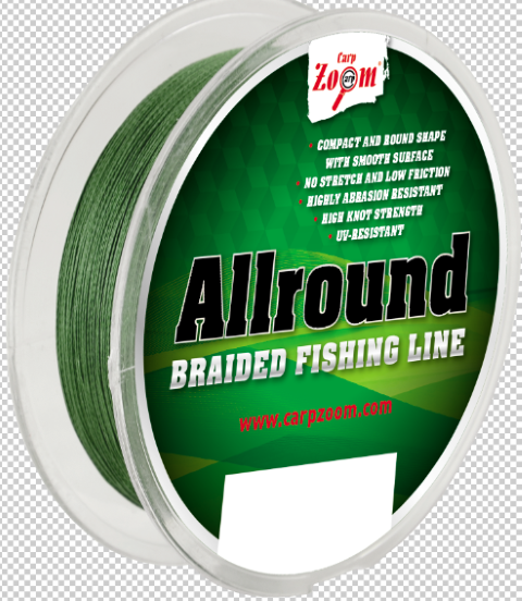 CarpZoom Allround Braided Fishing Line
