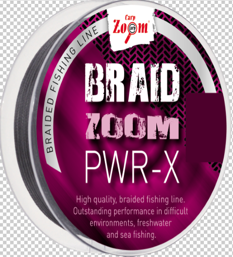 CarpZoom Braid Zoom PWR-X Fishing Line