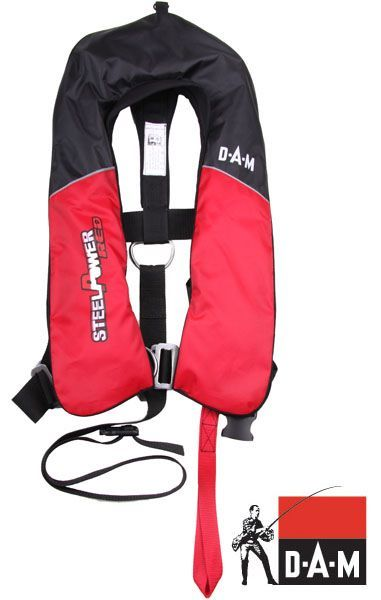 DAM SteelPower Red Life Vest >150N