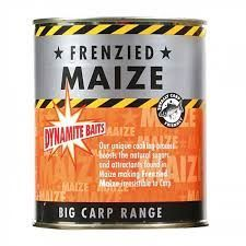 Dynamite Baits Frenzied Maize Tin 600g