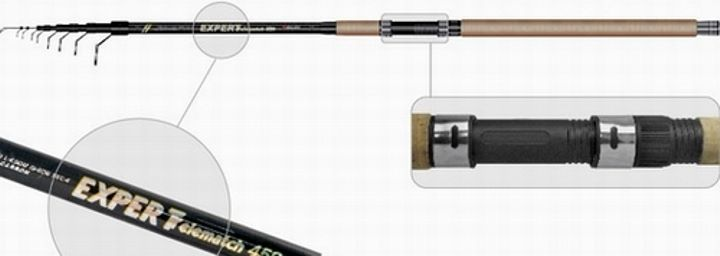 Rod SURF MASTER «Bezmiegs Bolognesse TX-30»