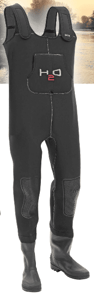 Ūdensnecaurlaidīgs uzvalks DAM H2O Wader Neoprene