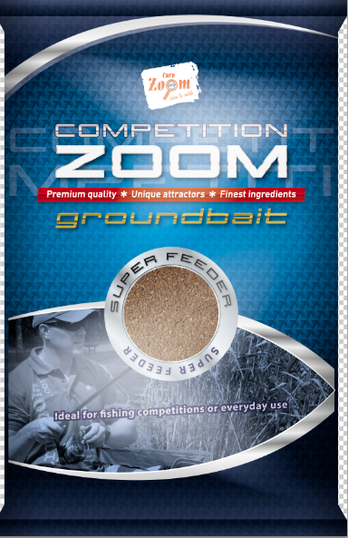 Pašaras CarpZoom Competition Zoom 1 Kg