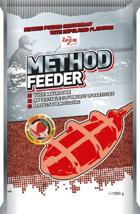Pašaras CarpZoom Method Feeder 1 Kg