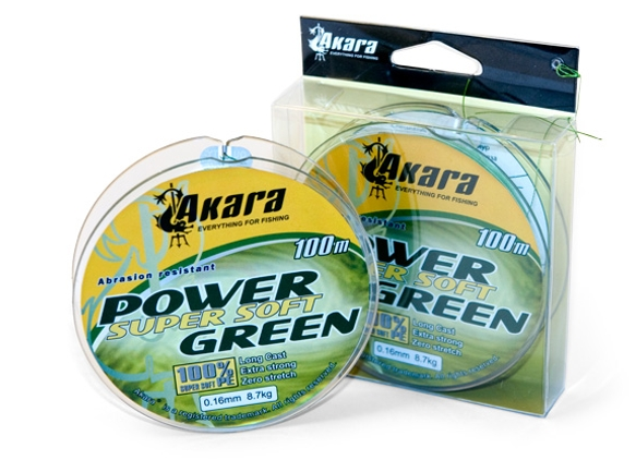 Pintas Valas AKARA Power Super Soft Green