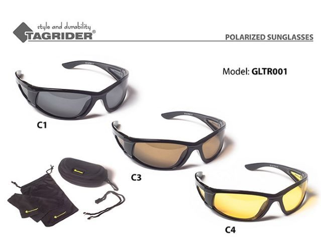 Polarizētās saulesbrilles TAGRIDER TR 001