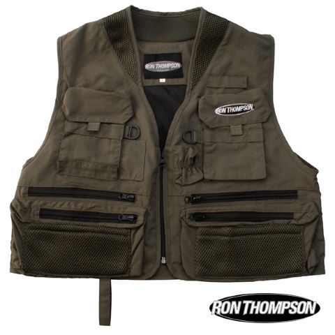 R.T. Ontario Fly Vest