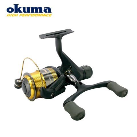 Ritė Okuma Carbonite 35RD Match 2+1bb AL Shallow +
