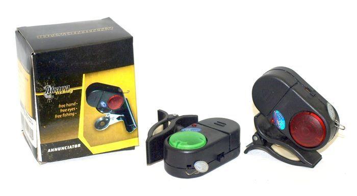 маленький электронный сигнализатор поклевки