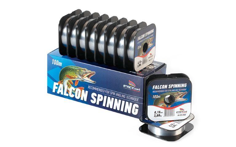 Vērpšana line / FALCON SPINNING