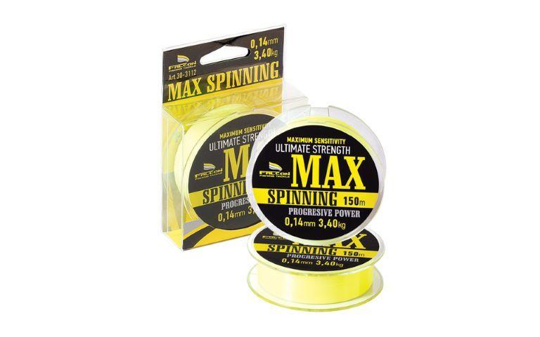 Vērpšana line / FALCON MAX SPINNING