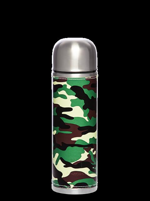 Termosa pudele ARKTIKA ar maskēšanās starpliku