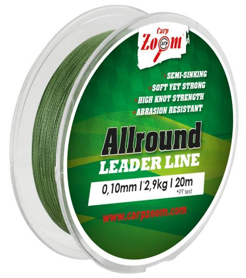 Valas Allround Leader Line (grey) 20m