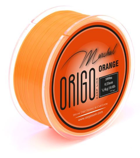 Valas Marshal Origo Carp Line, 1000m Orange