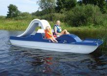 Ūdens velosipēds T4 ar slaidu  t