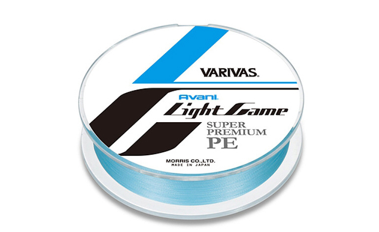 Varivas Avani Light Game Super Premium PE