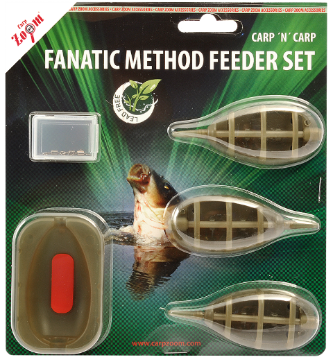 Fanatic Method Feeder Set