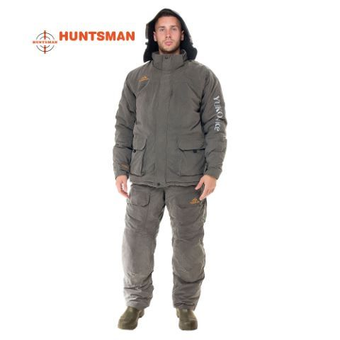 Ziemas uzvalks Yukon Ice Haki krāsa Finlyandia -45C